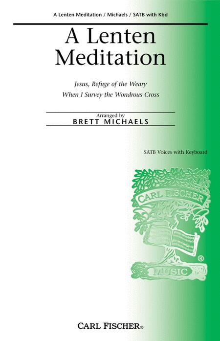A Lenten Meditation