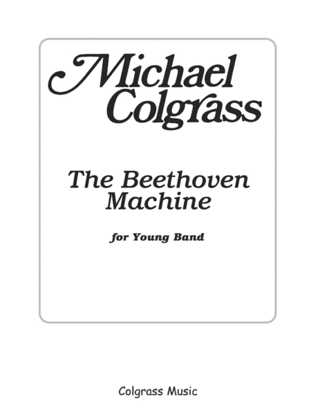 The Beethoven Machine