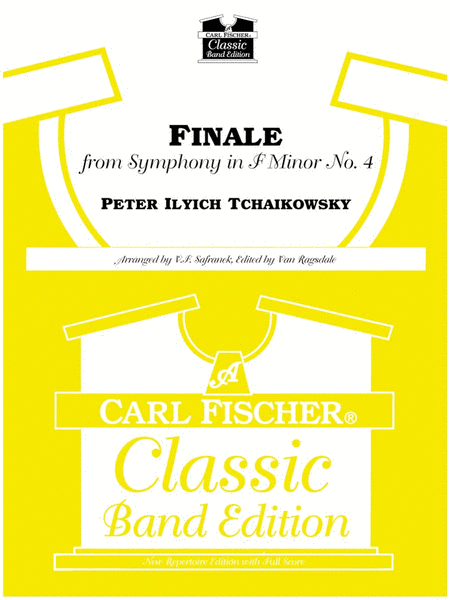 Finale from Symphony in F Minor No.4