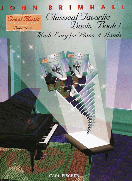 Classical Favorite Duets, Book 1