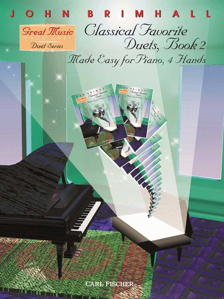 Classical Favorite Duets, Book 2