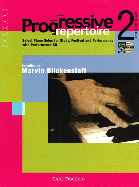 Progressive Repertoire-Book 2