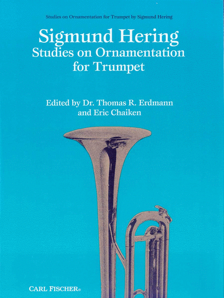 Studies on Ornamentation for Trumpet