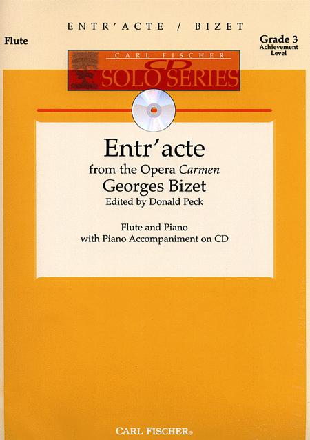 Entr'acte from the Opera Carmen