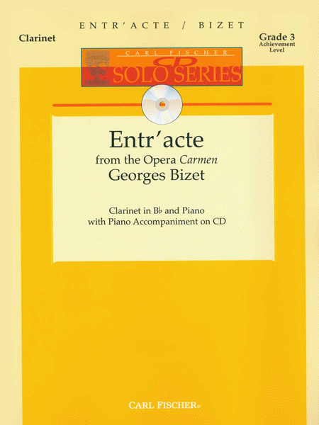 Entr'Acte From the Opera Carmen