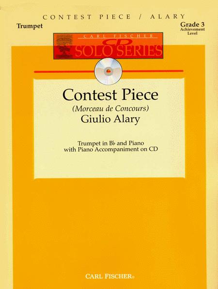 Contest Piece (Morceau de Concours)