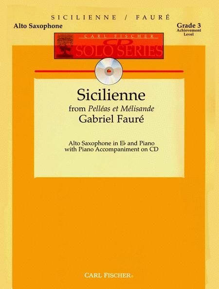 Sicilienne from Pelleas et Melisande