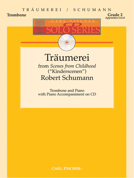 Traumerei from Scenes from Childhood (