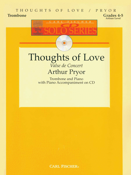 Thoughts of Love (Valse de Concert)