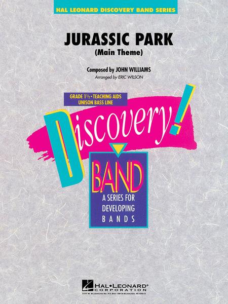 Jurassic Park (Main Theme)