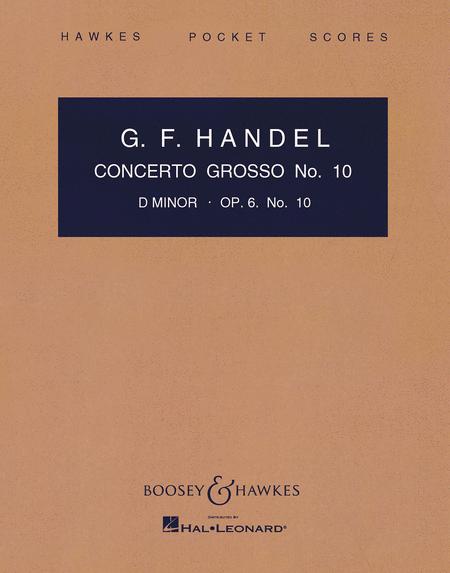 Concerto Grosso, Op. 6, No. 10