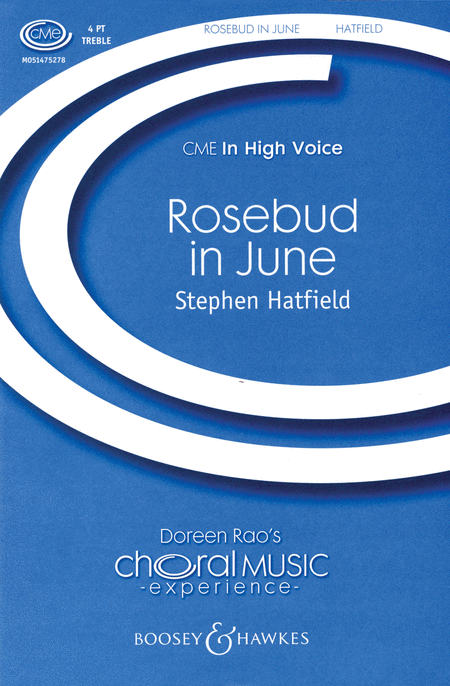Rosebud in June