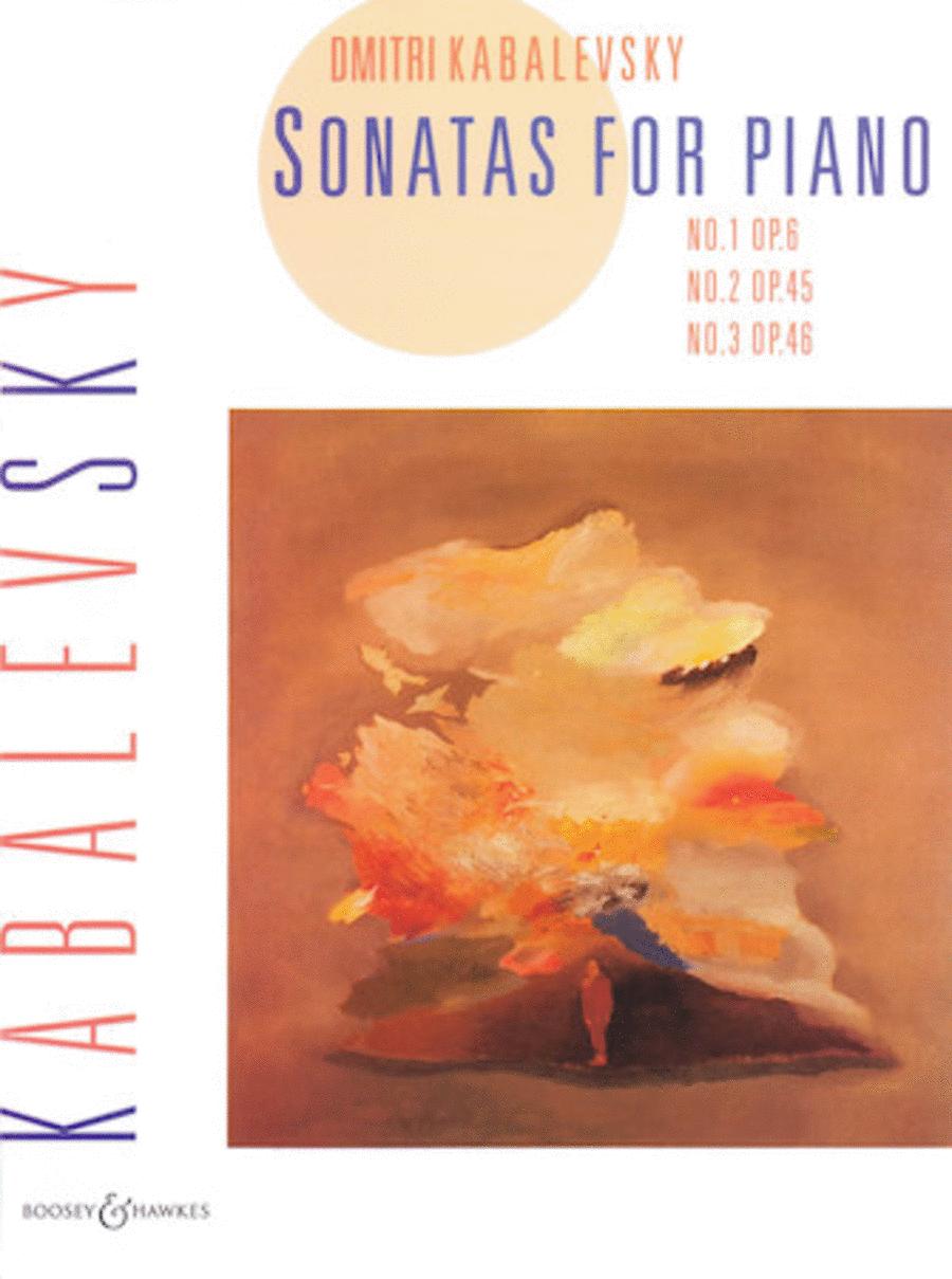 Piano Sonatas, Nos. 1-3