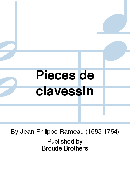 Pieces de clavessin