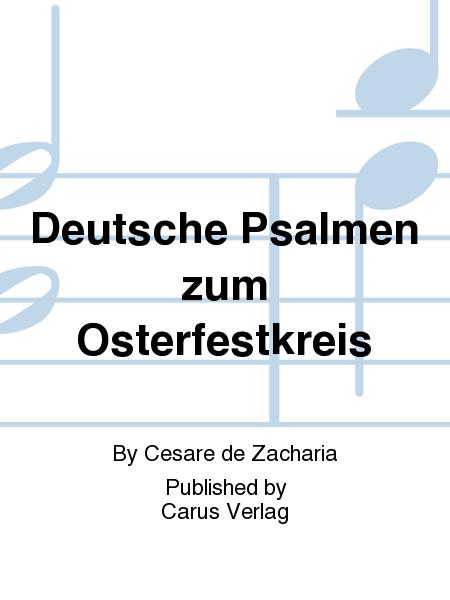 Deutsche Psalmen zum Osterfestkreis