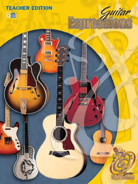 Guitar Expressions: Teacher Edition, Volume II