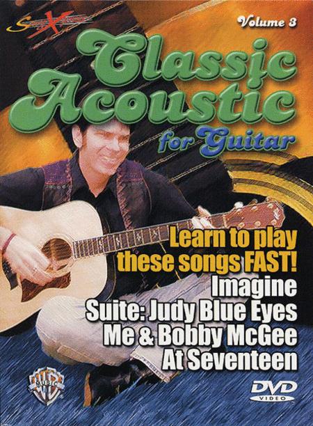 SongXpress: Classic Acoustic, Vol. 3