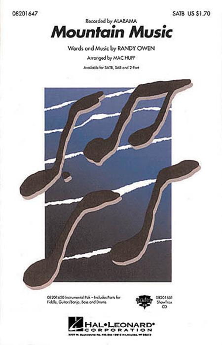 Mountain Music - ShowTrax CD