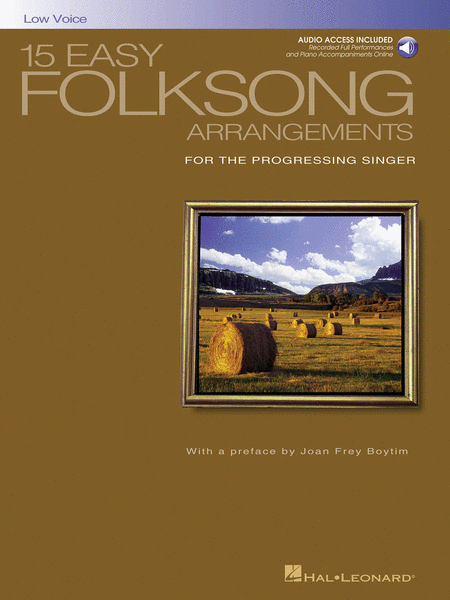 15 Easy Folksong Arrangements