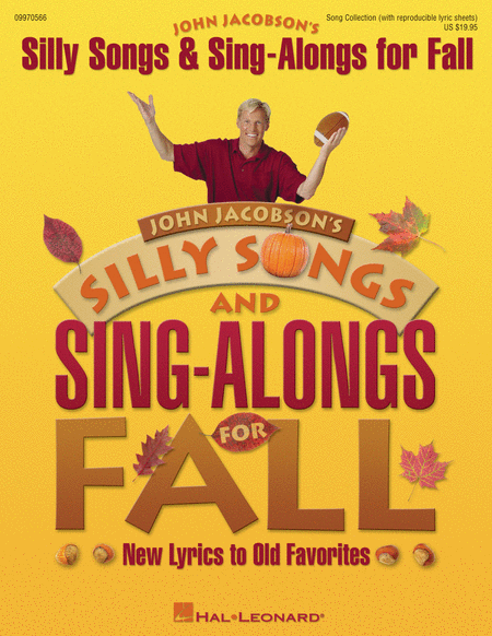 Silly Songs and Sing-Alongs for Fall (Collection)