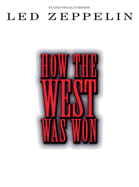 Led Zeppelin -- How the West Was Won