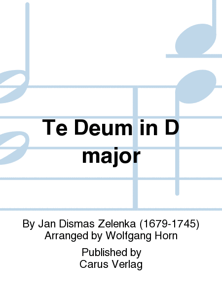 Te Deum in D major