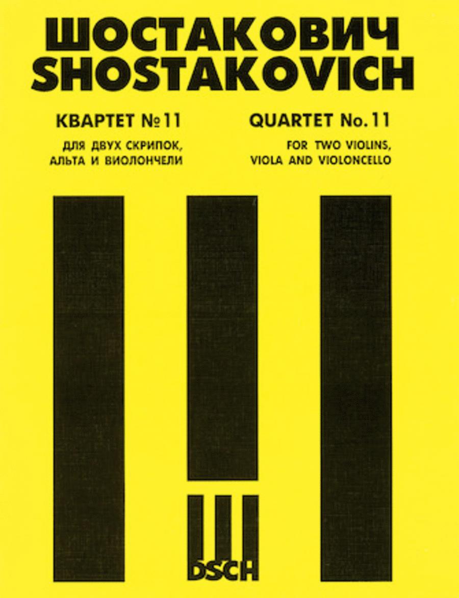 String Quartet No. 11, Op. 122