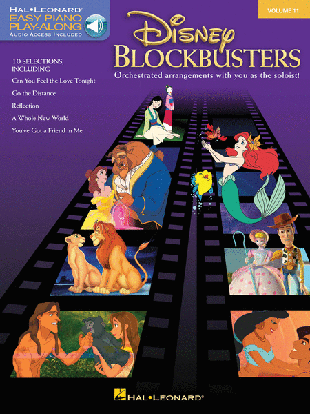 Disney Blockbusters