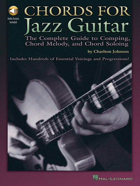 Chords for Jazz Guitar