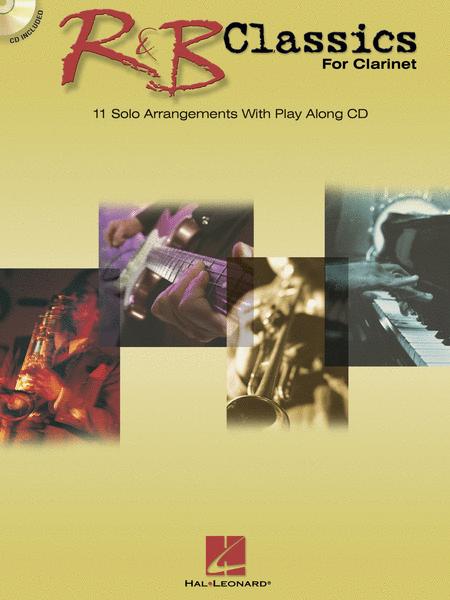 R&B Classics - Clarinet