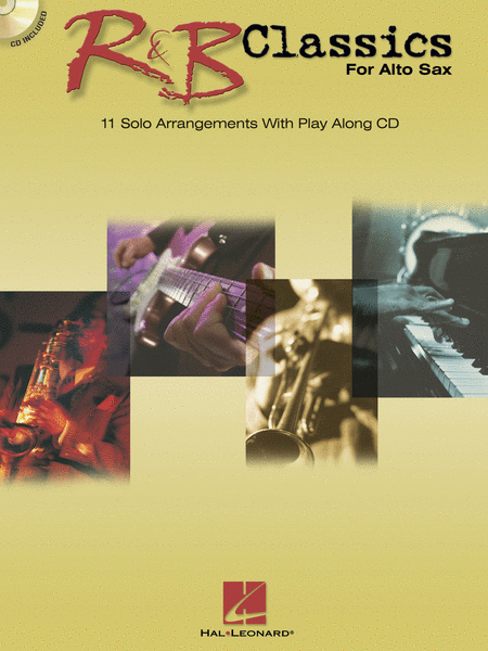 R&B Classics - Alto Sax