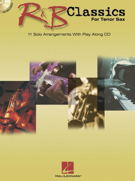 R&B Classics - Tenor Sax
