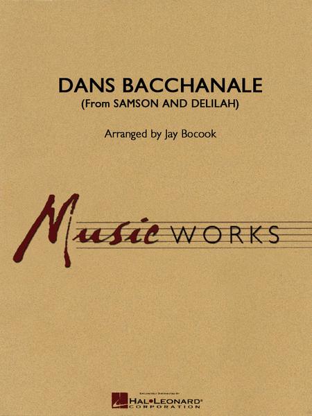 Danse Bacchanale (from Samson and Delilah)