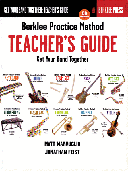 Berklee Practice Method: Teacher's Guide