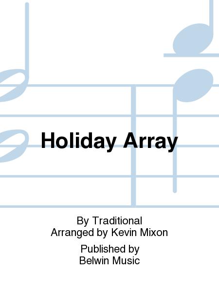 Holiday Array