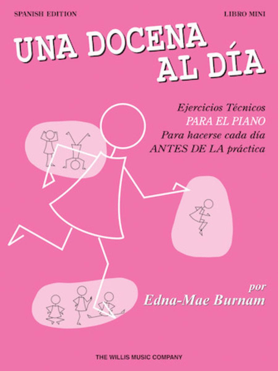 A Dozen A Day - Mini Book (Spanish)