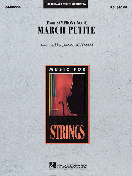 March Petite (from Symphony No. 8)