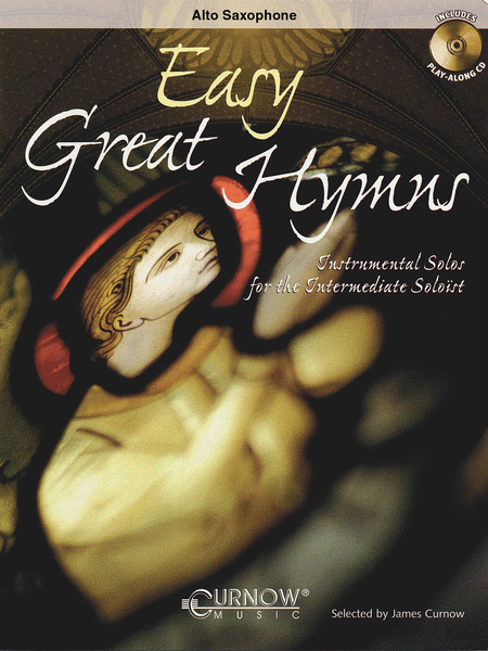Easy Great Hymns (Alto Saxophone)