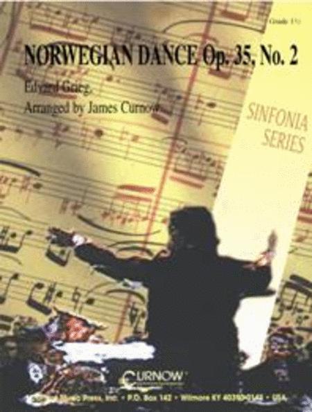Norwegian Dance Op. 35, No. 2