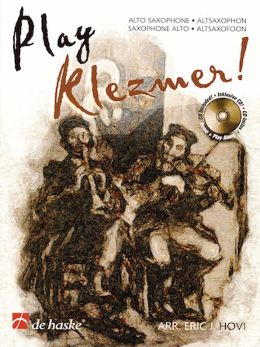 Play Klezmer! - Alto Saxophone