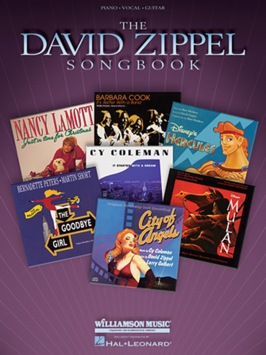 The David Zippel Songbook