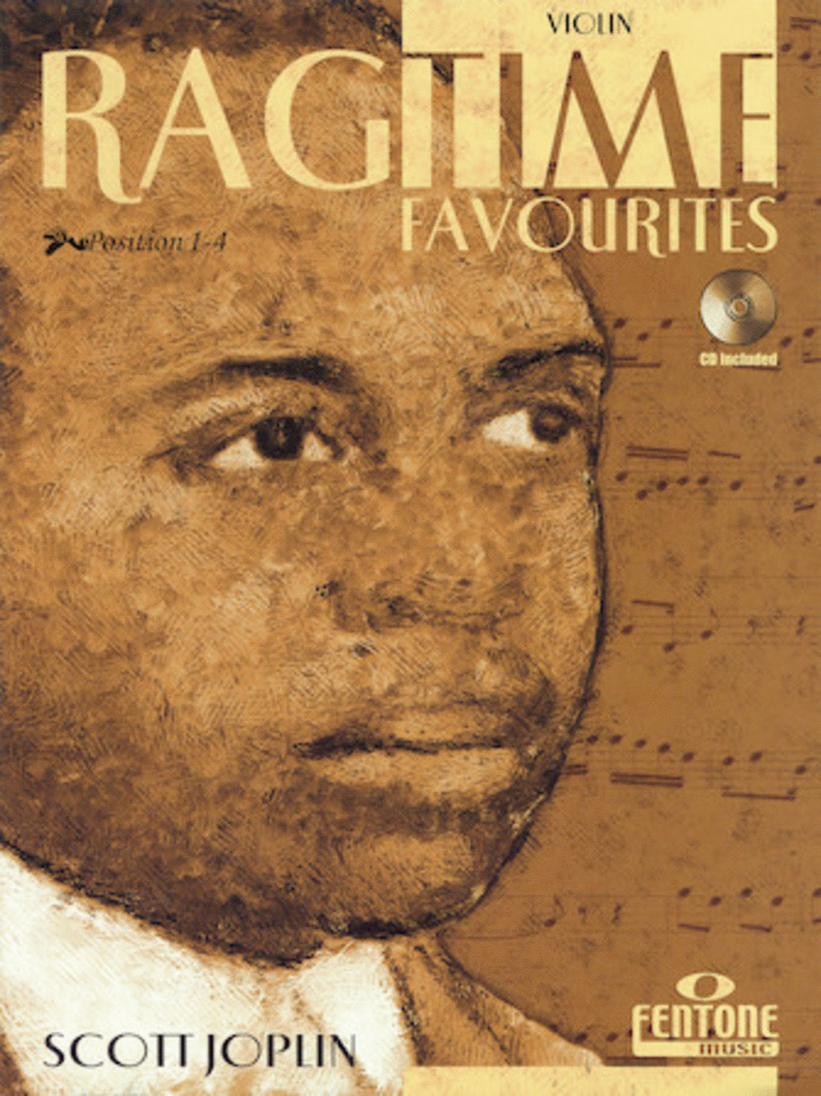 Ragtime Favourites by Scott Joplin - Viola (Book/CD Package)