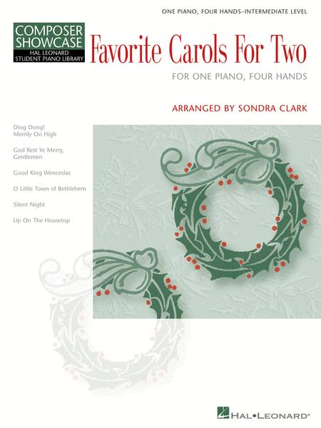 Favorite Carols for Two