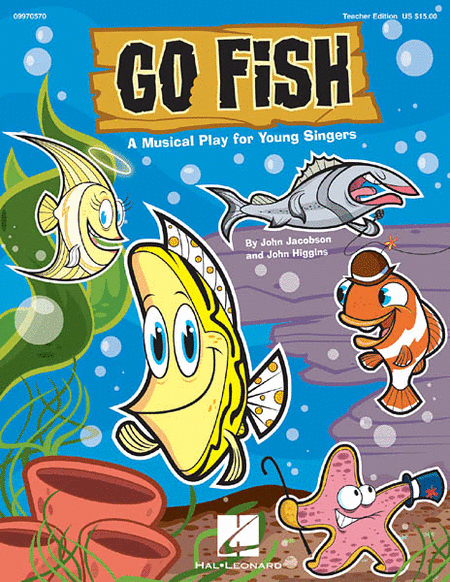 Go Fish! - Preview CD (CD only)