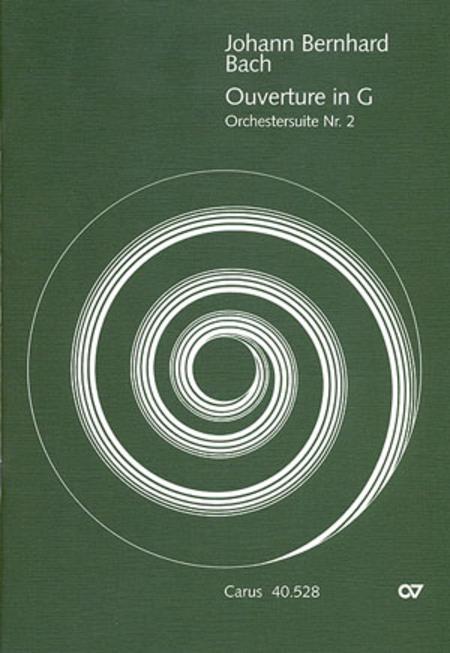 Orchestersuite Nr. 2