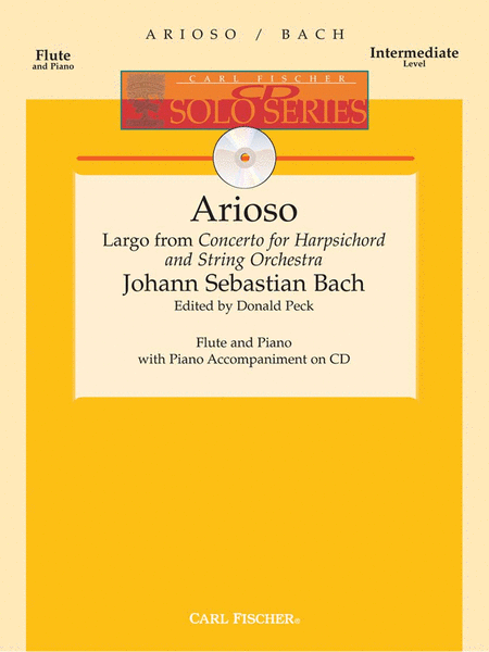 Arioso (Largo from Concerto for Harpsichord and Orchestra)
