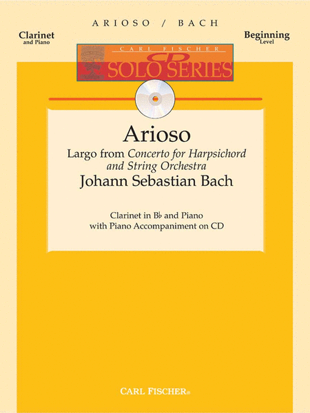 Arioso (Largo from Concerto for Harpsichord and Orchestra