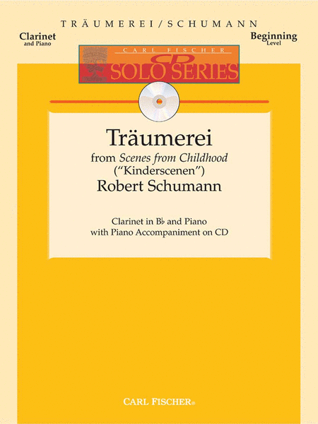Traumerei From Scenes From Childhood