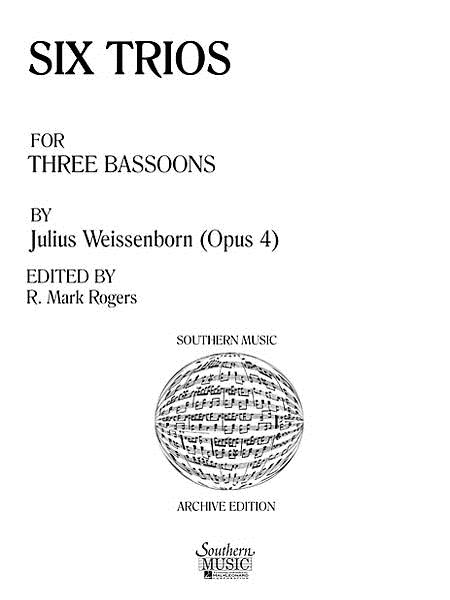Six Trios, Op. 4