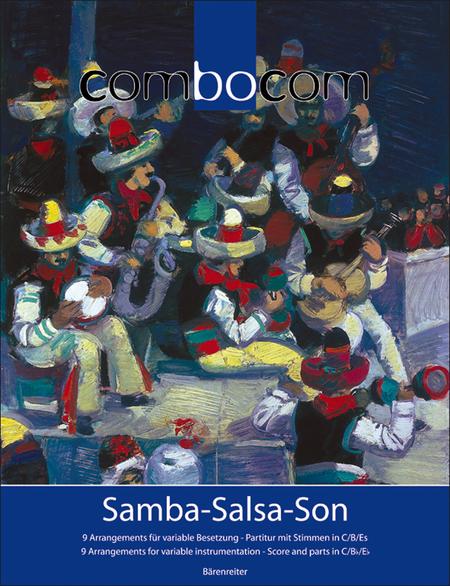Samba-Salsa-Son